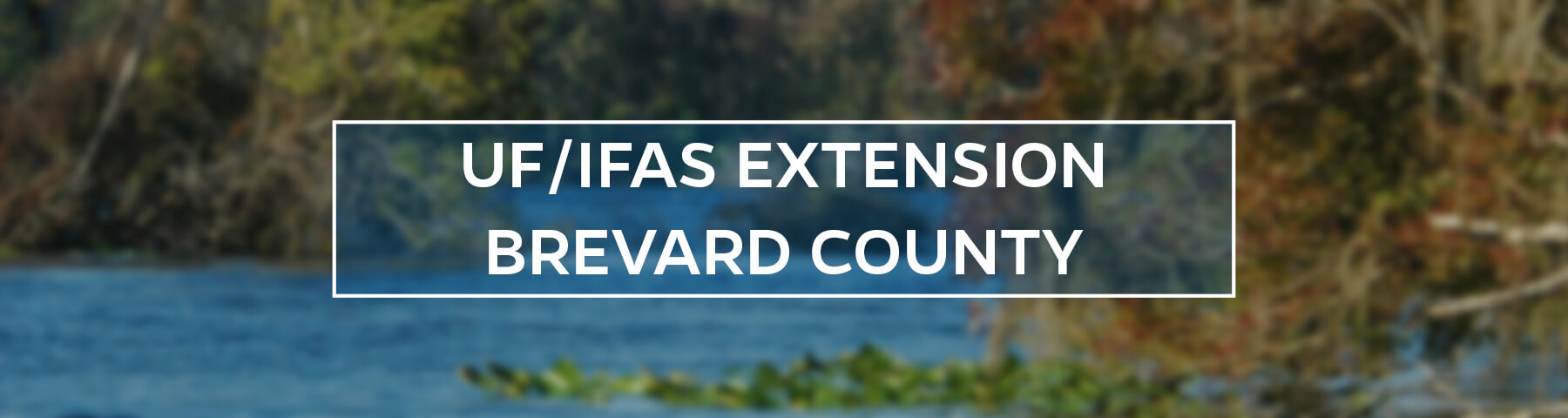 UF/IFAS Extension Brevard County