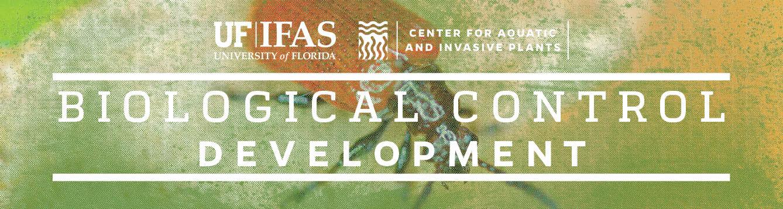 Biological Control Development Banner