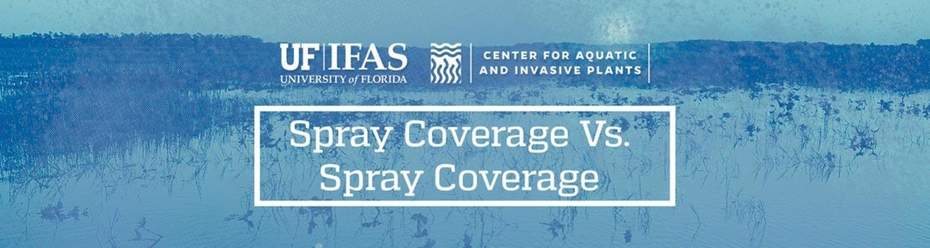 "Cover Photo ""Spray Coverage Vs. Spray Coverage"""