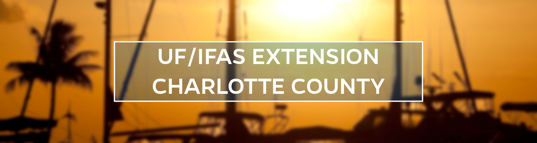UF/IFAS Extension Charlotte County