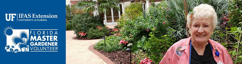 Florida Master Gardener Volunteer blog header