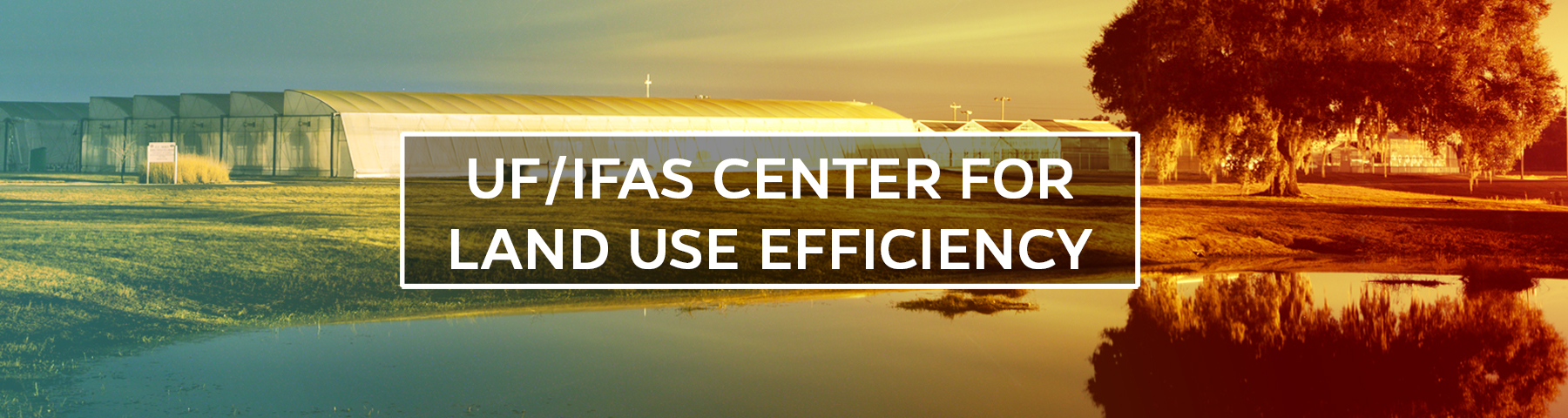 Center for Land Use Efficiency