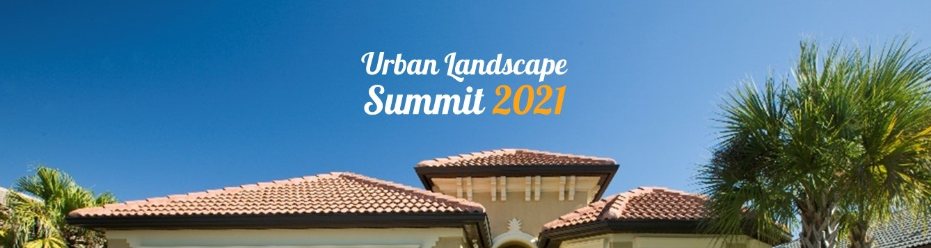 2021 Urban Landscape Summit header