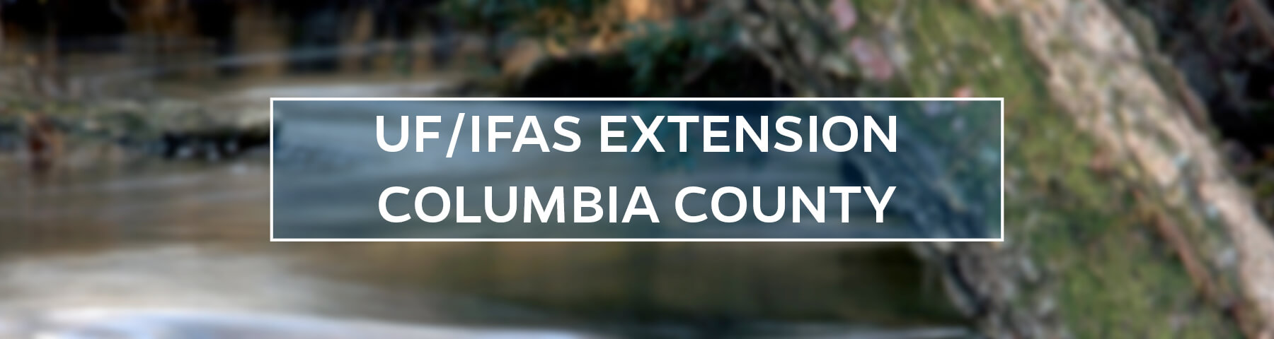UF/IFAS Extension Columbia County