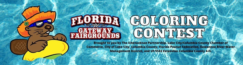 Florida Gateway Fair Coloring Contest