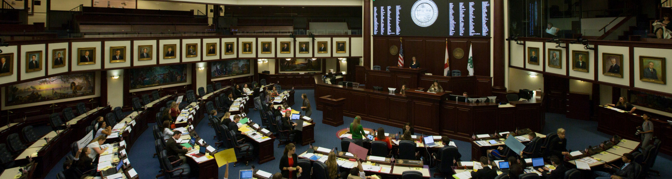 Florida capitol chambers