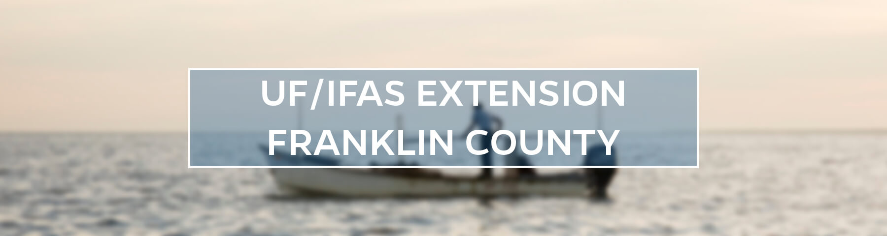 UF/IFAS Extension Franklin County