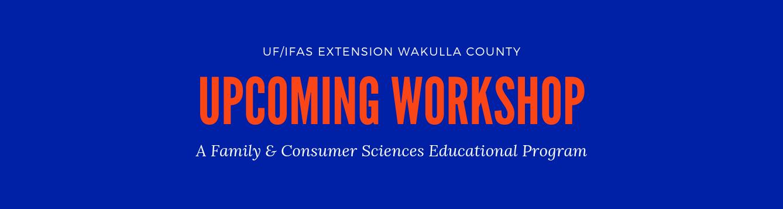 upcoming workshop banner