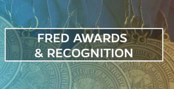 FRED AWARDS AND RECOGNITION