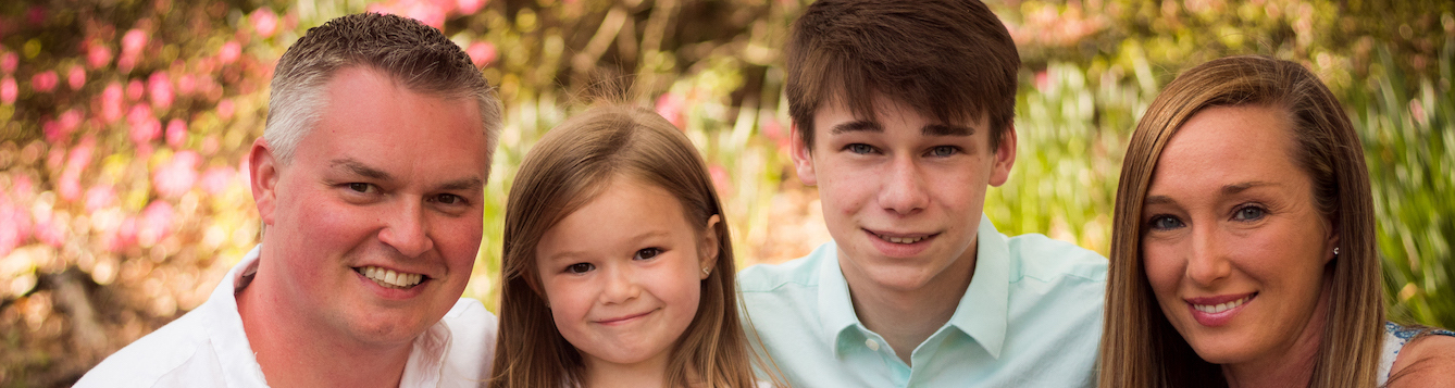 Doctor Brian Barrow and his family, Nutritional Sciences | Food Science and Human Nutrition UF/IFAS