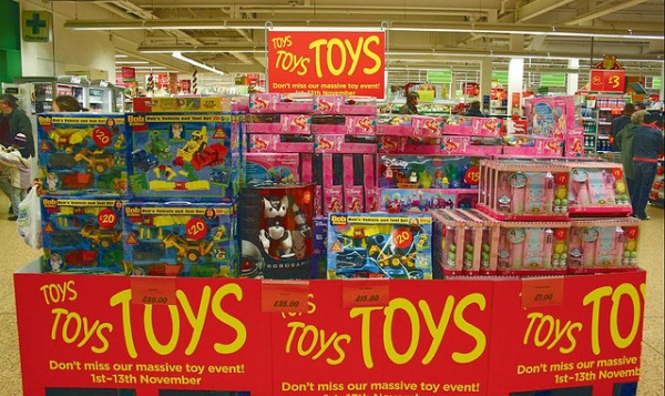 toys in store