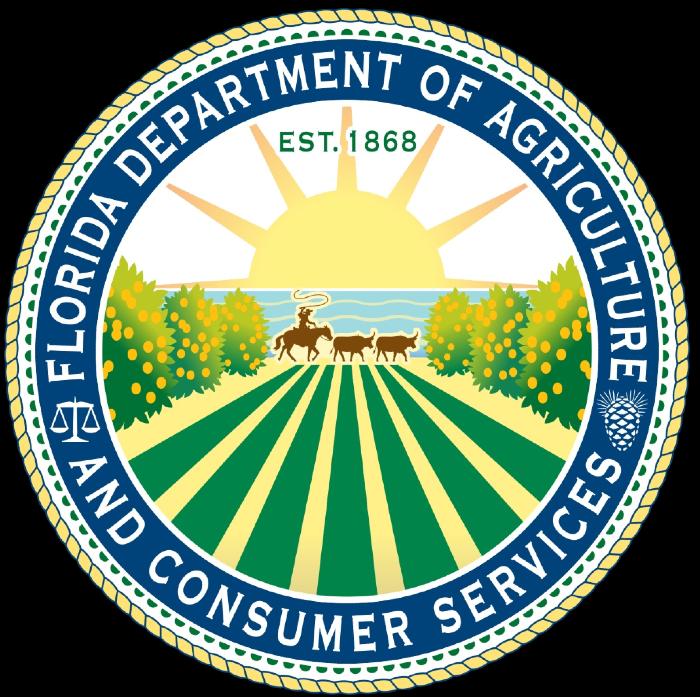 Florida Dept of Ag Consumer Serv logo