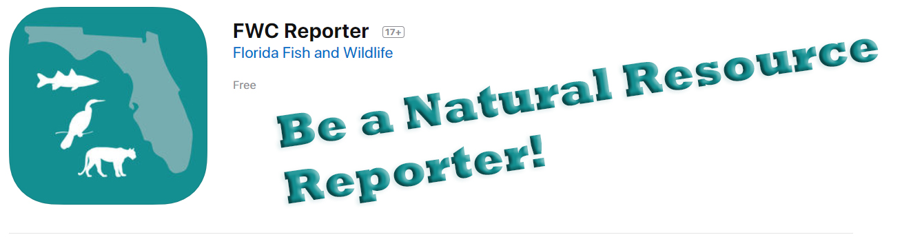 be a natural resource reporter