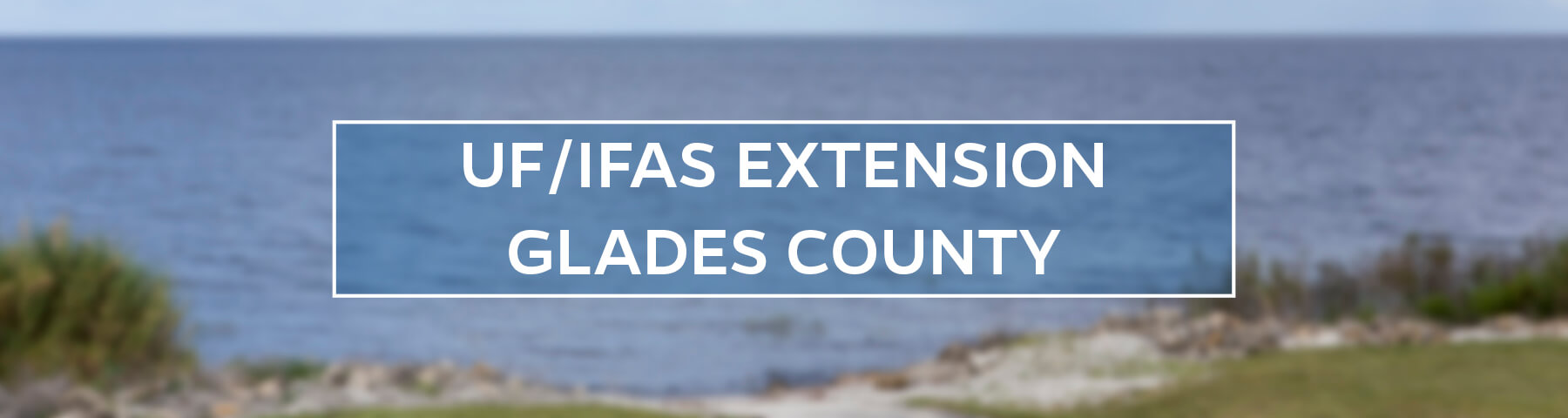 UF/IFAS Extension Glades County