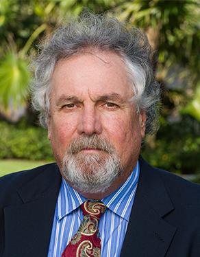 Portrait of Gary England
