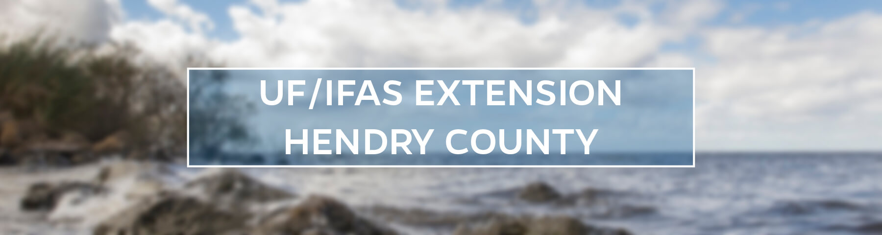 UF/IFAS Extension Hendry County