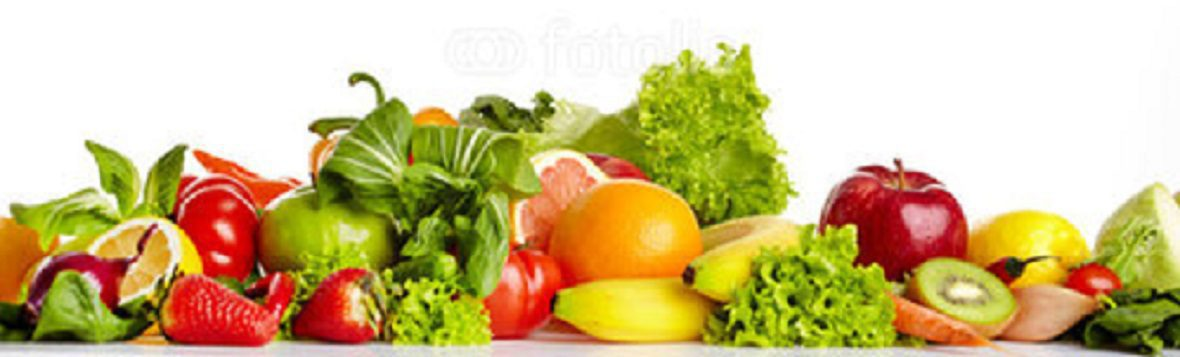 Fresh fruits and vegetable