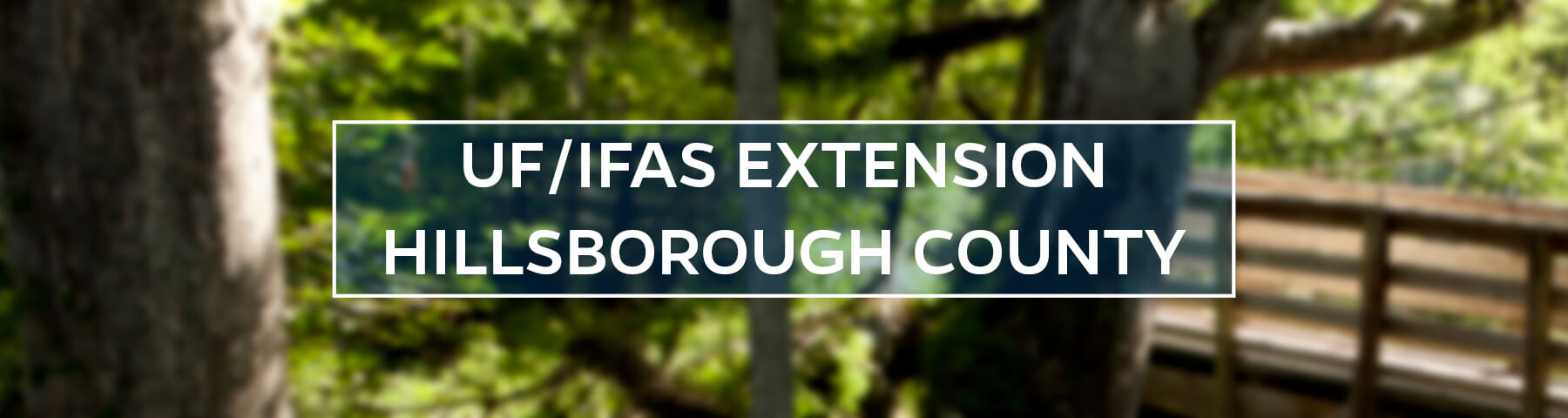 UF/IFAS Extension Hillsborough County