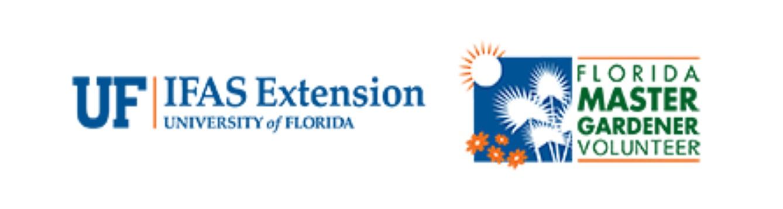 image of uf/ifas extension master gardener volunteer program logo