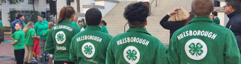 Hillsborough 4-H show Jacket