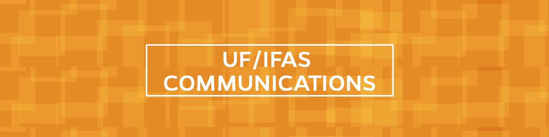 UF IFAS Communications Blog