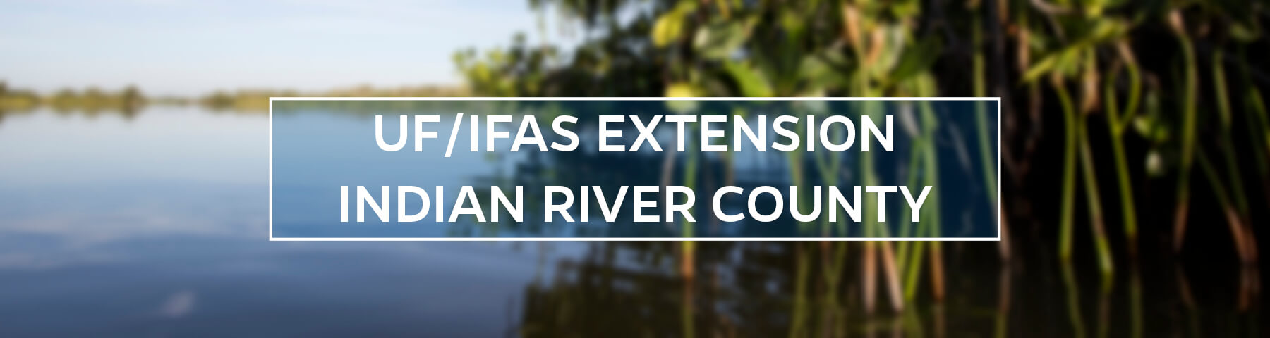 UF/IFAS Extension Indian River County