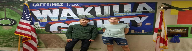 Sali and Gregor 4-H FLEX feat