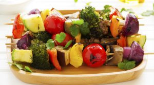 heart healthy kibabs