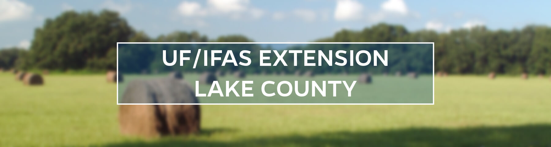 UF/IFAS Extension Lake County