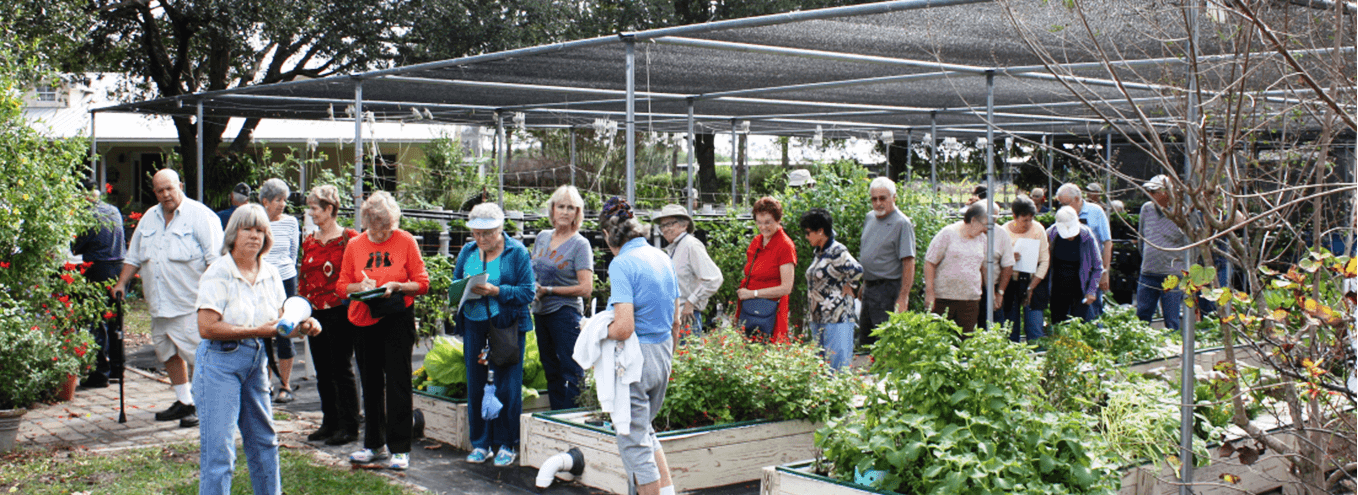Farm Tours give locals a chance to learn about where food comes from and meet local growers.