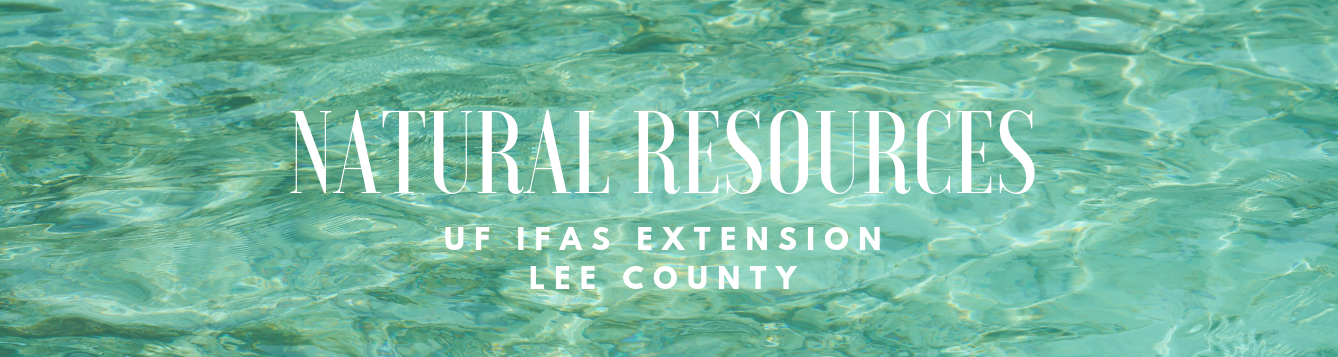 Natural Resources | UF IFAS Lee County Extension