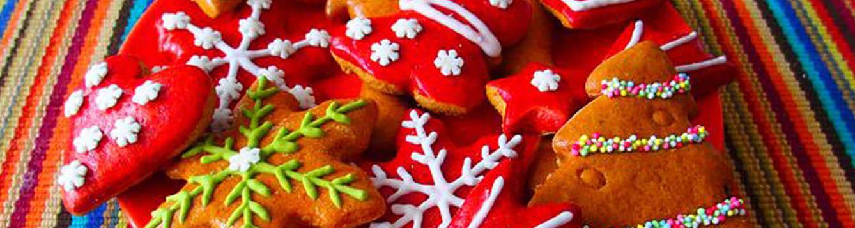 Holiday bake-off header