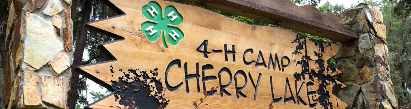 Camp Cherry Lake 4-H away camp