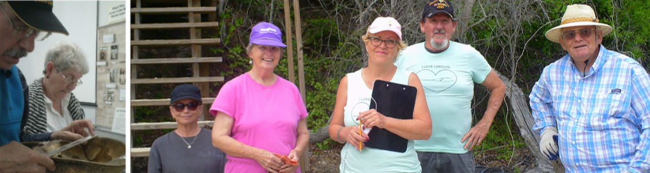 Master Gardener volunteer to help with research and education.
