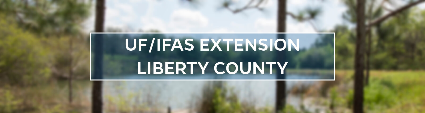 UF/IFAS Extension Liberty County