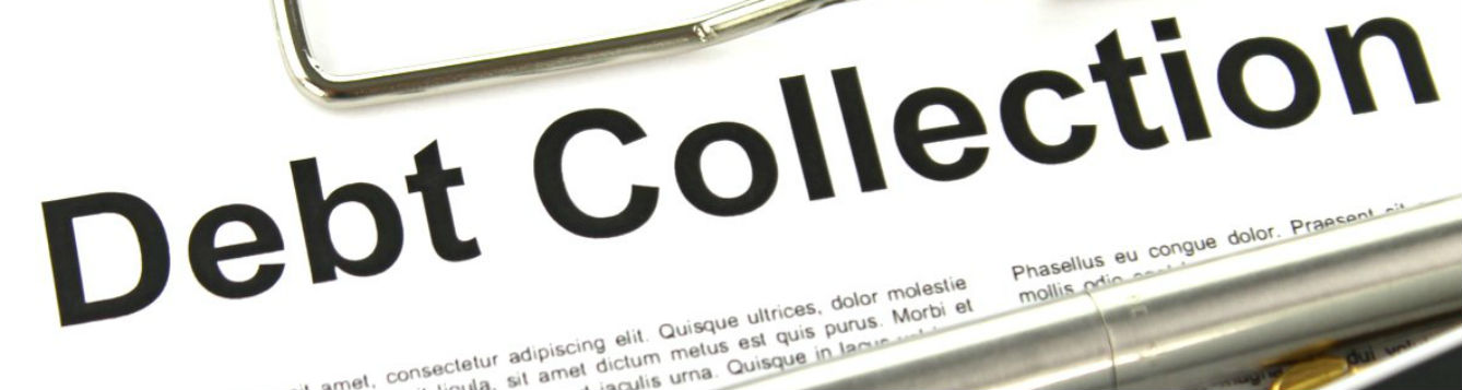 Debt Collection Banner