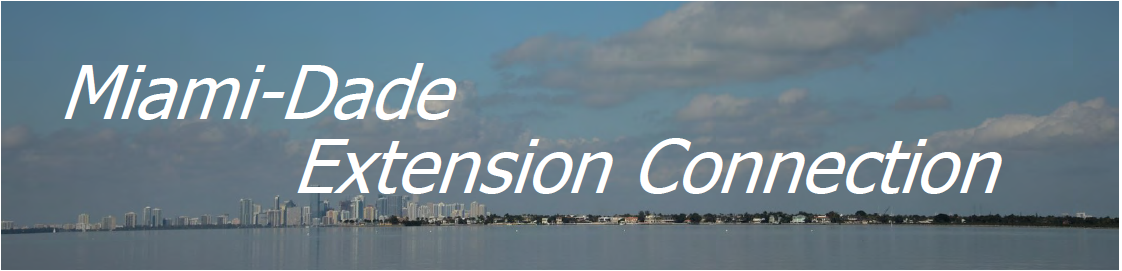 Miami-Dade Extension Connection