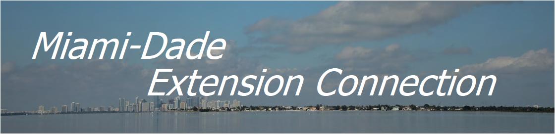 Miami-Dade Extension Connection