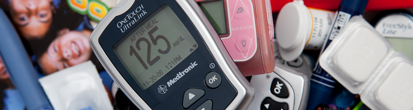 diabetes Medtronic one touch ultra link