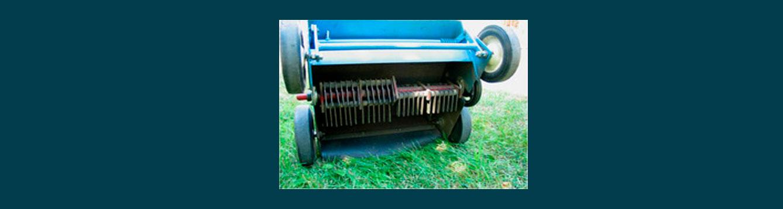 vertical mower