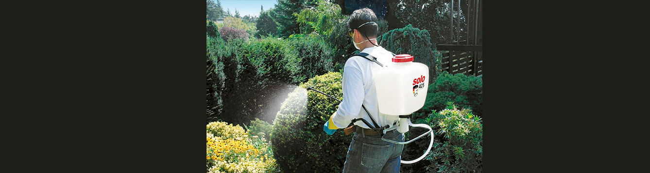 Commercial Pesticide Application