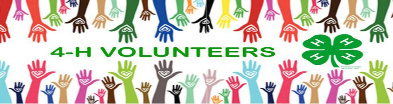 Volunteer-Hands Banner