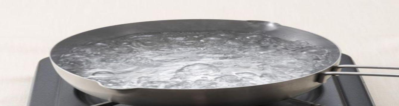 Boiling Warer