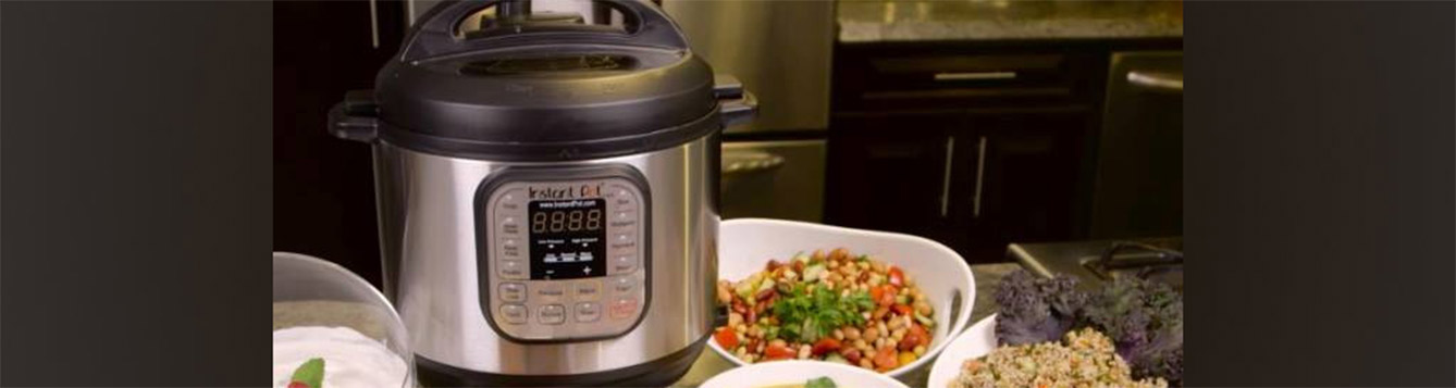 Electric Pressure Cooking