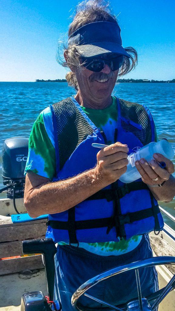 Coastal Water Watch In Cedar Key Uf Ifas Nature Coast