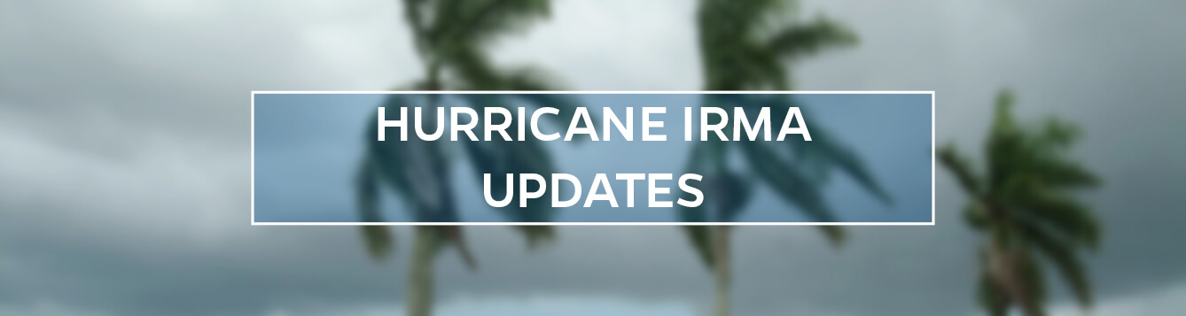 Hurricane Irma Updates featured image