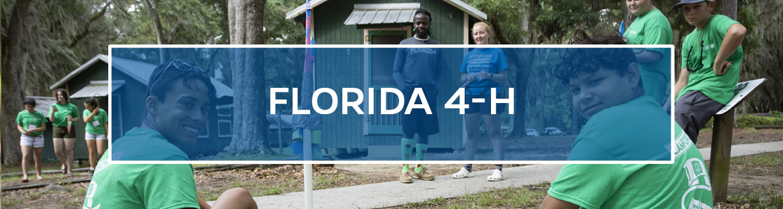 Florida 4-H camping