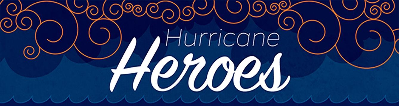 Hurricane Heroes Header Image