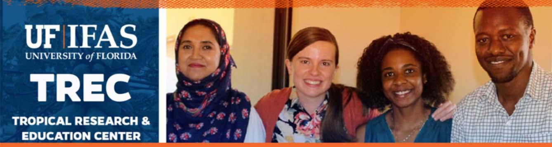 image - TREC graduate students for graduate housing fundraiser