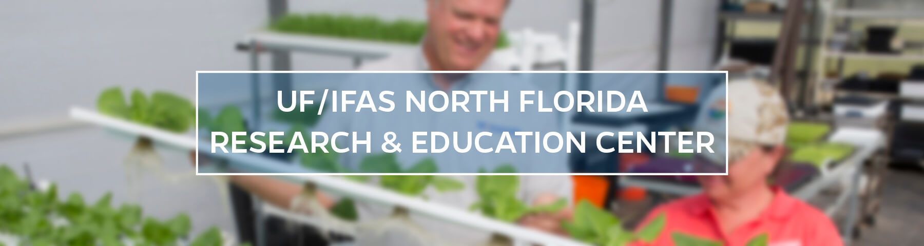 UF/IFAS North Florida Research and Education Center